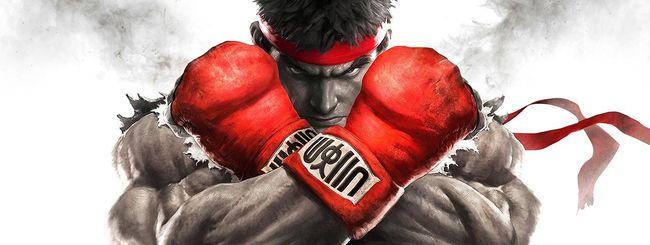 Il giorno di Street Fighter V