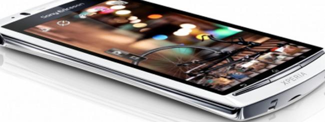 Sony Ericsson Xperia Arc HD in sviluppo con Android 4