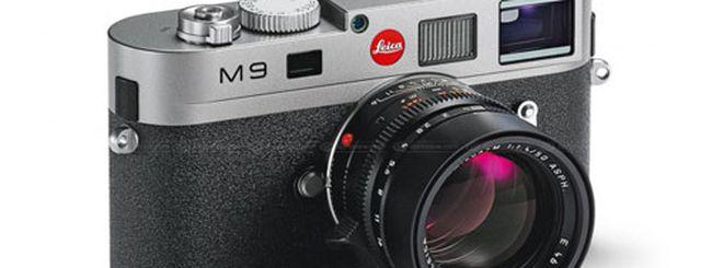 Leica: a breve una fotocamera digitale in bianco e nero?