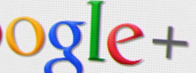 Google+, il motore diventa un social network