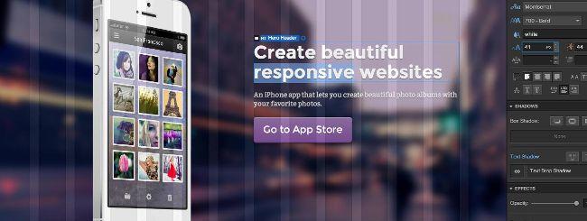 Creare un sito: pro e contro di Webflow, un WYSIWYG per creare design responsivi