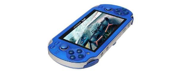 PlayStation Vita, ecco il clone di un rapper