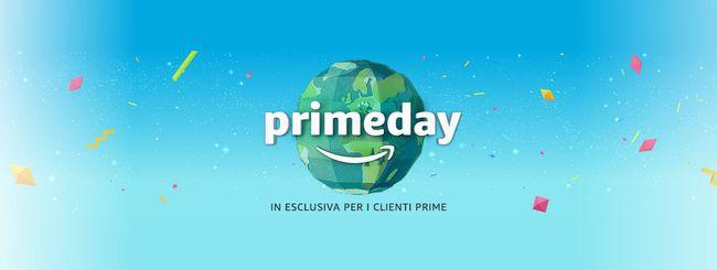 Prime Day: fine primo tempo, inizio secondo tempo