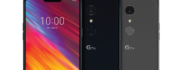 LG G7 Fit arriva in Europa