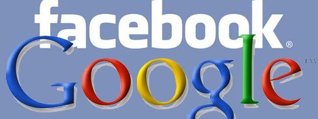 Facebook e Google fermati per errore
