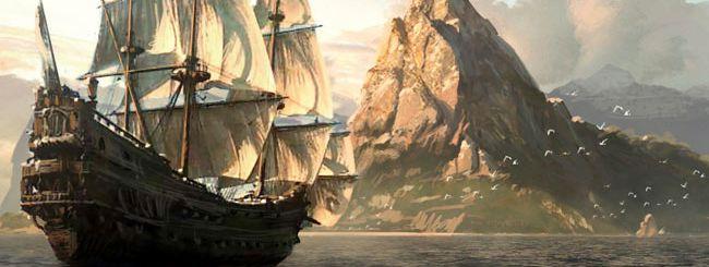 Assassin's Creed 4, nuovo trailer sulle navi