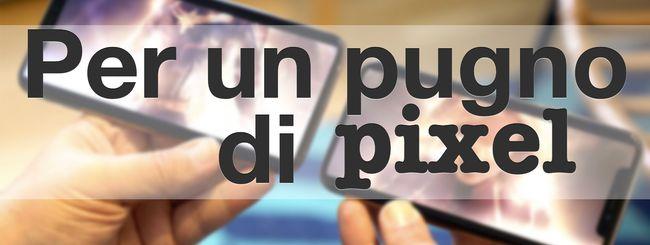 Apple denunciata: su iPhone X e XS ci sono meno pixel di quelli dichiarati