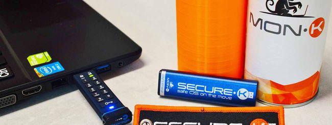 Secure-K, lo smart work in una chiavetta