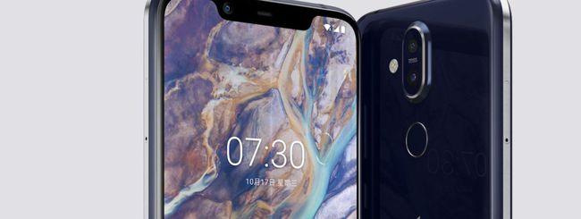 Nokia 8.1, design e specifiche dello smartphone