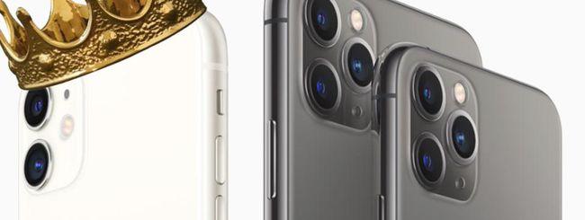 Tra iPhone 11 e iPhone 11 Pro, ecco chi è il best-seller