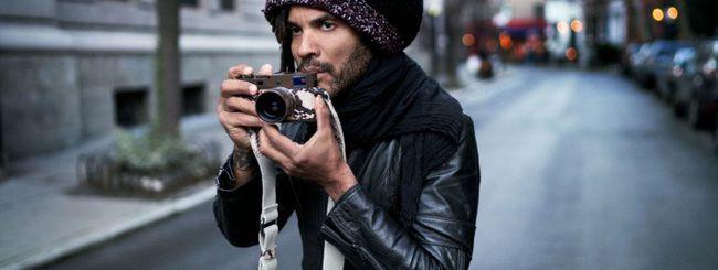 "Leica M Monochrom ""Drifter"": la limited edition disegnata da Lenny Kravitz"