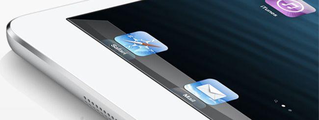 iPad Mini Display Retina nel Q3 2013
