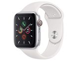 Apple Watch Series 5, la version Argento