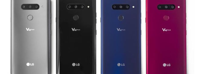 LG V50 ThinQ 5G, annuncio al MWC 2019