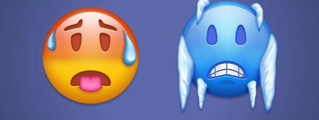 Nuovi Emoji 2018 e 2019: faccine in arrivo con iOS 12 e iOS 13