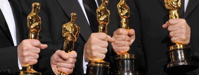 Oscar 2016: la premiazione vista da Facebook