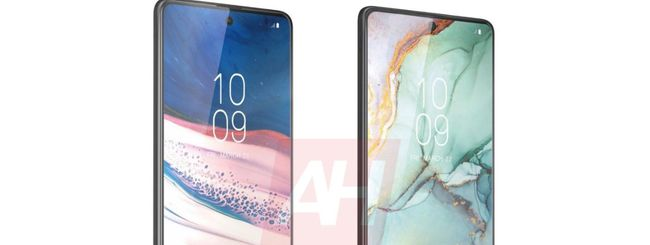 Galaxy S10 Lite e Note 10 Lite, design e specifiche