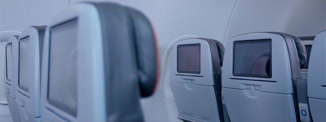 Android sugli aerei della flotta JetBlue Airways
