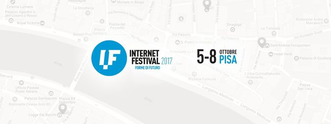 Inizia l'Internet Festival e alla fine nevicherà