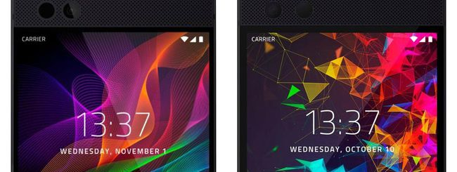 Razer Phone 2 identico al modello originario?