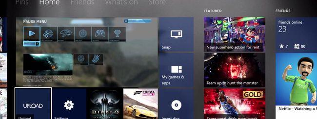Xbox One si prepara per Windows 10