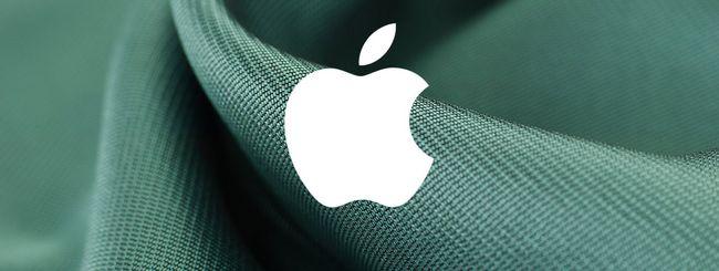 Apple testa i vestiti che monitorano la salute