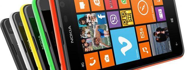 Nokia Lumia 625 in preorder e Lumia 925 in offerta