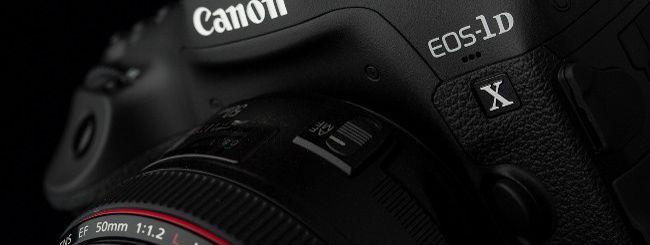 Canon EOS-1D X, problemi con il nuovo firmware