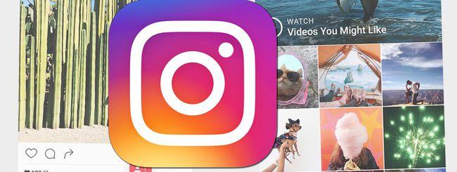 Instagram testa i Preferiti