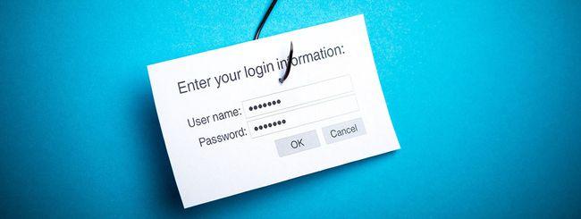 iOS: attenzione al phishing di password