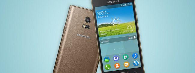 Samsung Z, ufficiale il primo smartphone Tizen