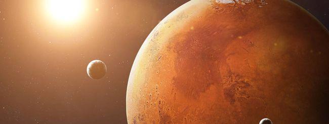 SpaceX: su Marte nel 2018