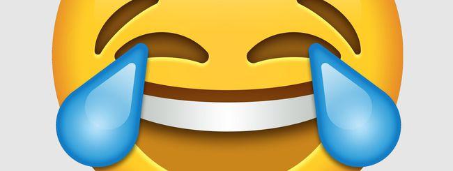 Oxford Dictionary: la parola dell'anno è una Emoji