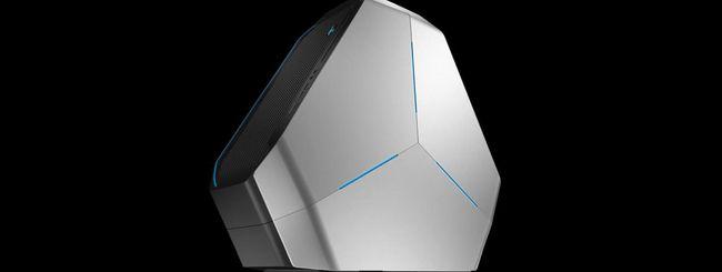 Alienware Area-51, AMD Threadripper e Intel Core X