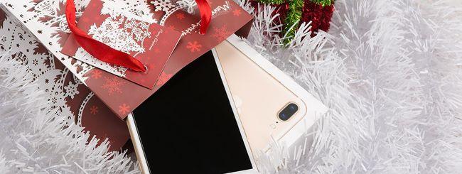 Apple, record di attivazioni per Natale