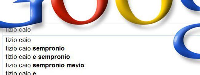 L'Italia condanna Google Suggest