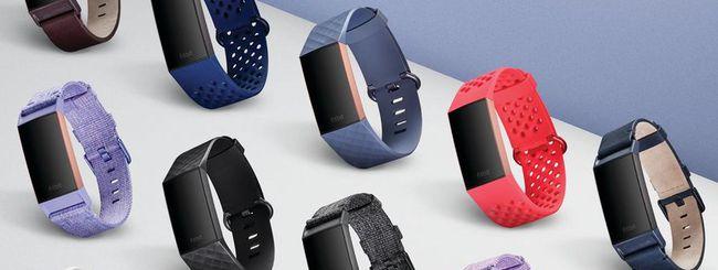 Fitbit Charge 3, nuovo modello con touchscreen