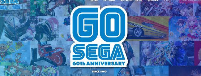 SEGA compie 60 anni e festeggia con offerte e giochi gratis