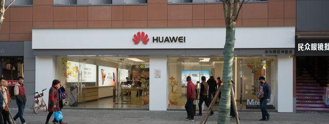 Huawei, proroga della licenza per 45 giorni