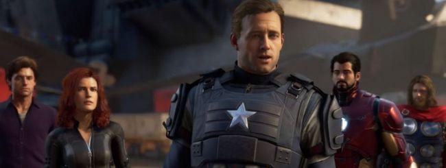 Marvel's Avengers, i Vendicatori su Xbox Series X