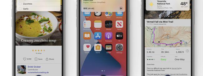 iOS 14, tutti i dispositivi compatibili