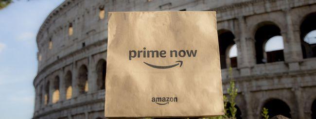 Amazon Prime Now, come fare la spesa online
