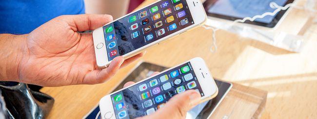 iPhone 6: nuovi crash e problemi d'archiviazione
