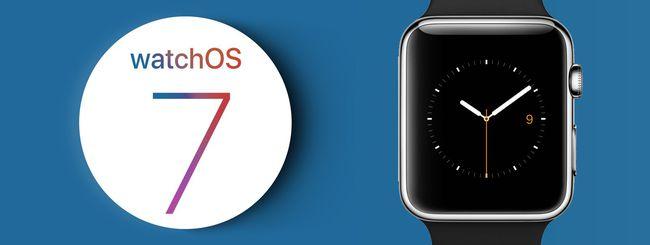 watchOS 7, installare la Beta Pubblica