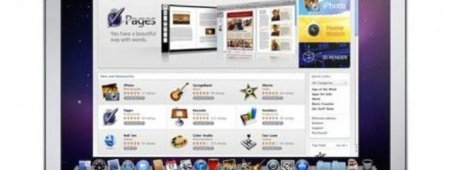 Domani, intorno alle 18, arriverà il Mac App Store