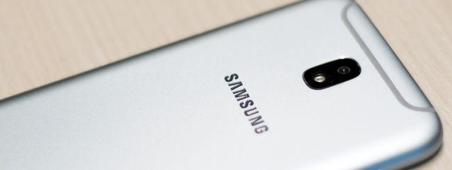 I nuovi Samsung Galaxy J7, J5 e J3 per il 2017