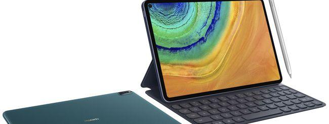 Huawei MatePad Pro, tablet 5G di fascia alta