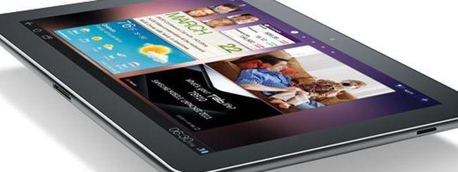 Samsung, l'Australia blocca il Galaxy Tab 10.1