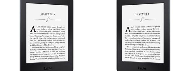 Amazon aggiorna la schermata home dei Kindle