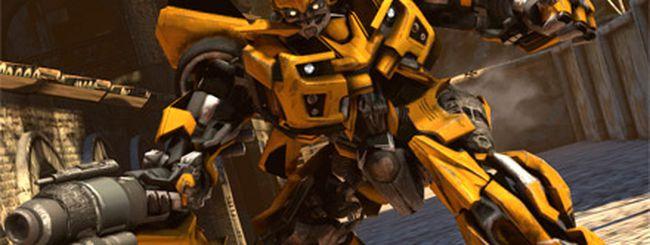 Transformers: Dark of the Moon, l'annuncio